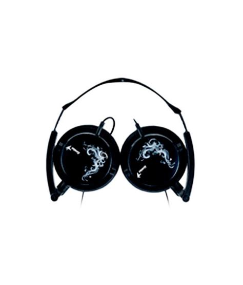 Genius 410f Headset Orange buy genius hs 410f headset with mic black at best price in india snapdeal