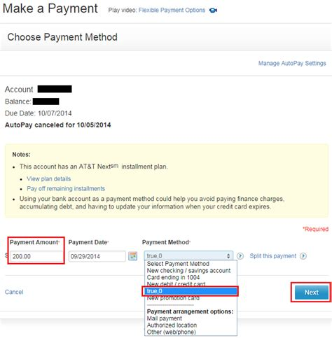 pay bill online coupons