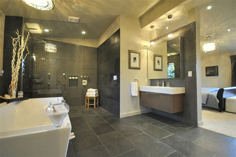 ensuite master bath gorgeous master ensuite bath contemporary bathroom