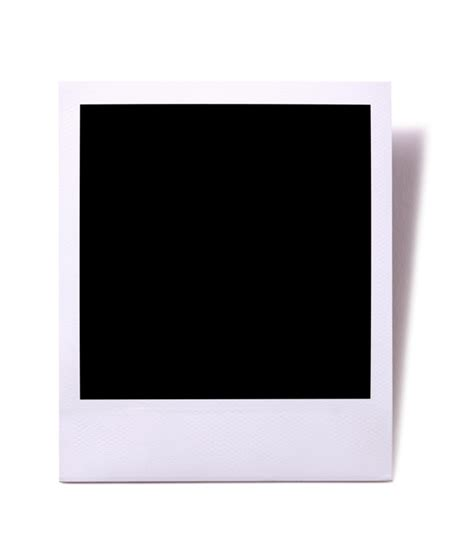 polaroid frame template instant photo photo free