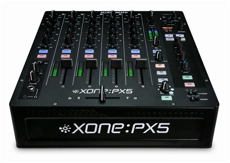 Mixer Allen Heath Terbaru allen heath xone px5 4 1 channel analogue dj mixer with effects agiprodj