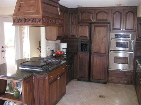 Ways To Refinish Kitchen Cabinets Can I Stain My Kitchen Cabinets Darker Rooms