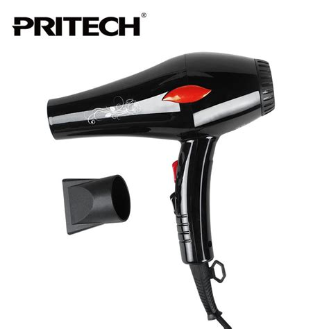 Hair Dryer Blowing Cold 2015 new pritech brand black household dryer