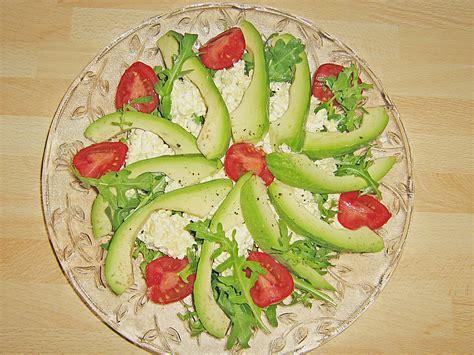 Salat Dekorieren by Avocado H 252 Ttenk 228 Se Salat Jonielady Chefkoch De
