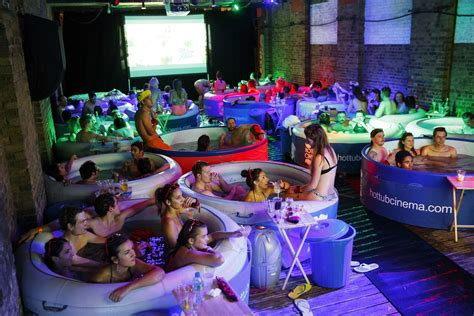 bathtub cinema the 14 best pop ups happening in london this may now
