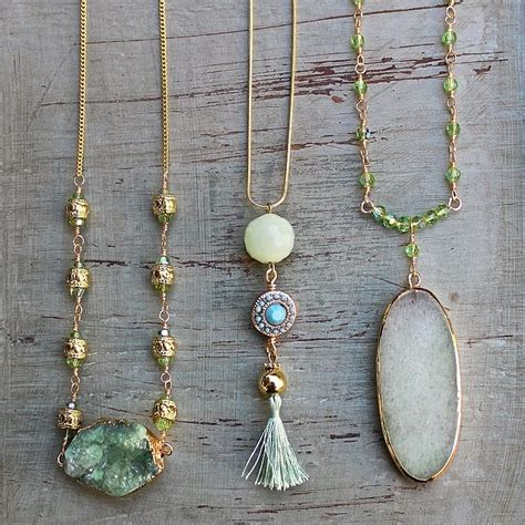 Trend Worth Trying Jeweled Necklines by 20 Necklace Designs For Sheideas