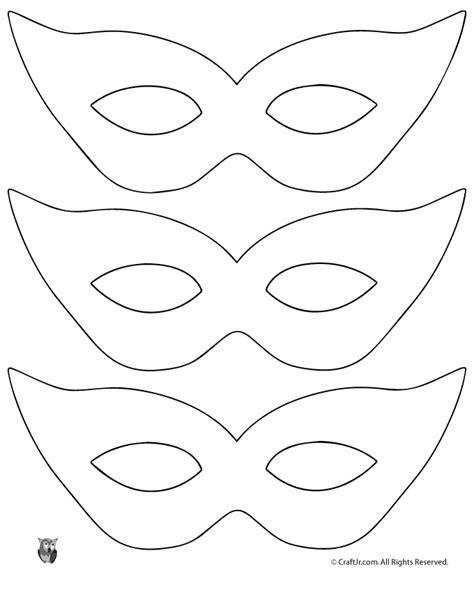 mardi gras mask craft  template printable masquerade