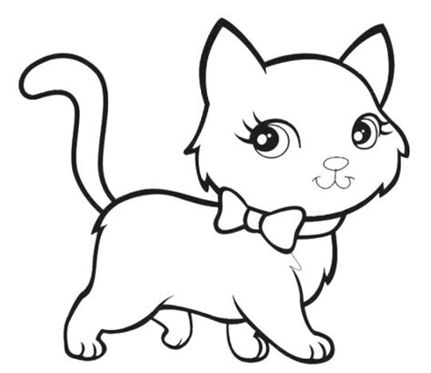 animal coloring pages kitten pin by karen ho on 6 cute cat coloring pages pinterest cat