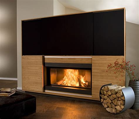 tv fireplace combo designs multimedia fireplace by vok combination of fireplace