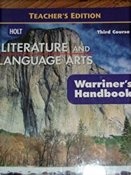 0030651026 holt literature and language arts holt literature and language arts teacher s edition