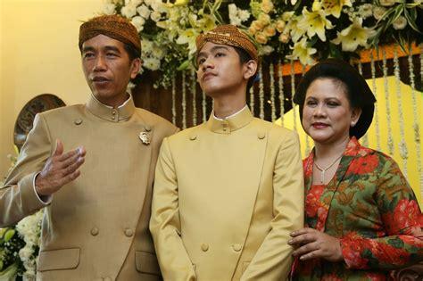 profil putra jokowi gibran jokowi berduka nenek sang presiden wafat di usia 100