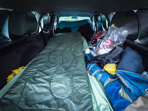 im auto schlafen tipps in neuseeland im auto schlafen pommesgibtsimmer