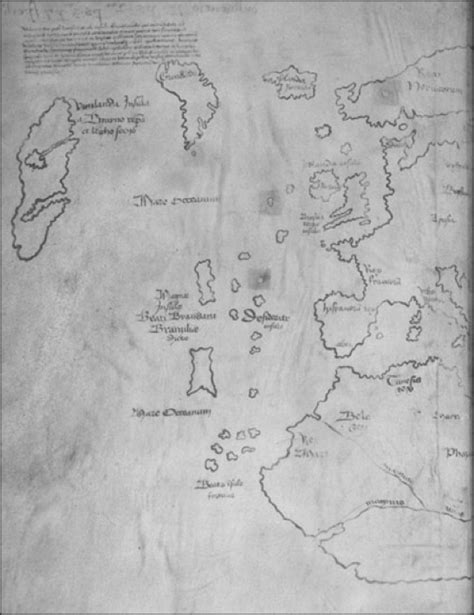 Khata Transfer Letter 243 Title The Vinland Map Date Ca 1440 Author Unknown Description This Highly