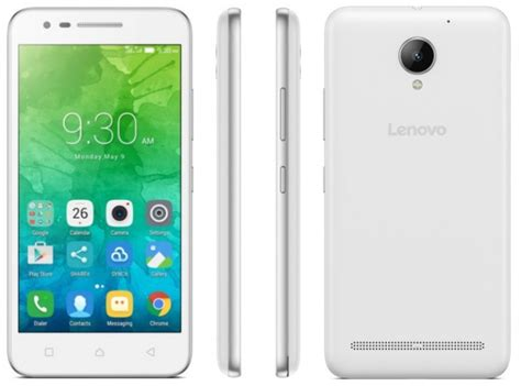 lenovo vibe c2 power announced specifications features