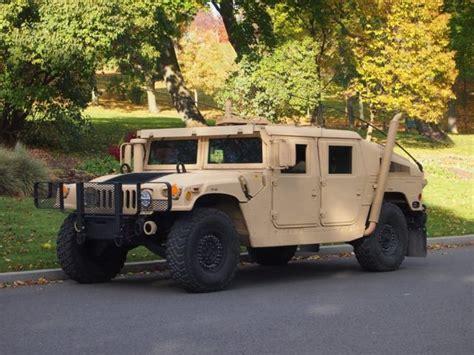 hummer h1 for sale canada humvee hmmwv hummer h1 m1045 armor 6 5 turbo for sale