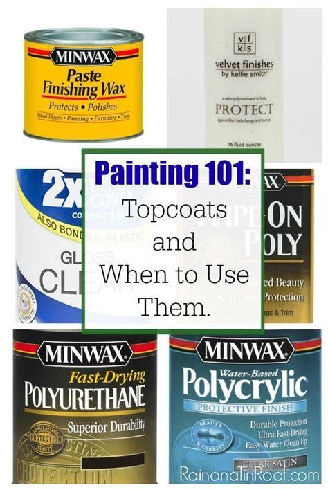chalk paint top coat best 25 top coat ideas on wax for chalk paint