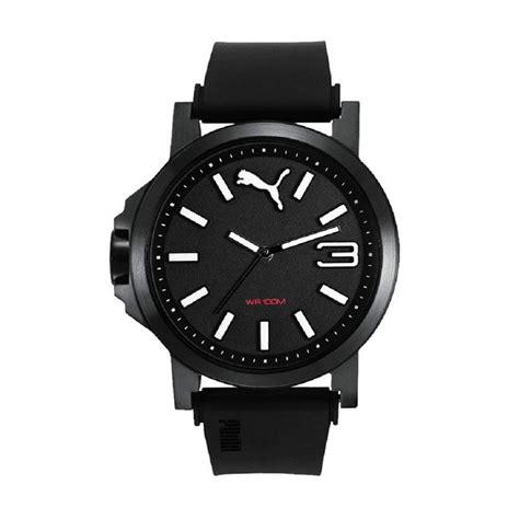 Jam Tangan Pria Cowok Sevenfriday Hitam jual pu103462019 jam tangan pria hitam putih