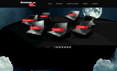 Lenovo Thinkpad Gif lenovo thinkpad microsite daren curtis