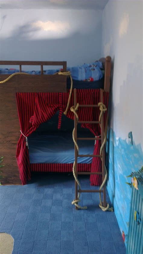 Pirate Ship Bunk Bed Best 20 Pirate Ship Bed Ideas On