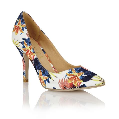 flower shoes buy ravel rock court shoes in floral