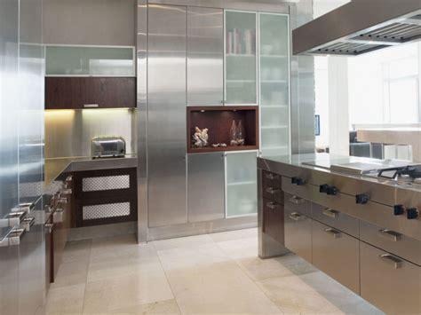 metallic kitchen cabinets contemporary kitchen cabinets that redefine modern cook room