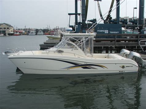 pictures of world cat boats 2007 world cat 270 sport cabin picture 173656 boat