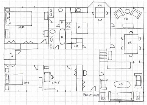 how to sketch a floor plan hasmukh paper mart