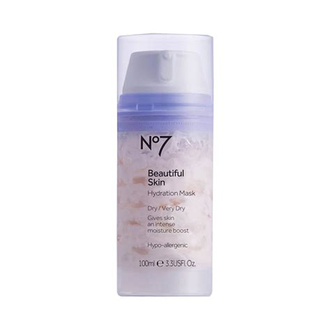 no 7 hydration new boots no7 beautiful skin hydration mask for