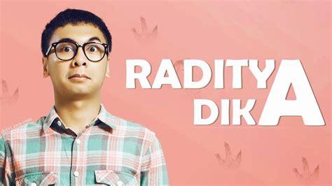 quotes di film raditya dika raditya dika putuskan vakum di dunia film dan tulis layar id