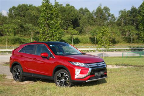 mitsubishi singapore mitsubishi eclipse cross 1 5 t s r 2018 review