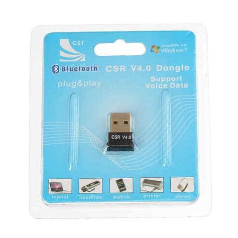 Bluetooth Dongle Mini V 4 0 mini wireless dongle csr 4 0 bluetooth adattatore v4 0 usb