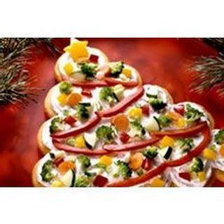 christmas tree appetizer pillsbury crescent roll appetizer tree recipes yummly