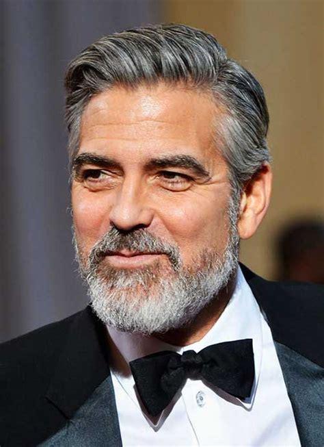 George Clooney Hairstyle by 20 George Clooney Hair Mens Hairstyles 2018