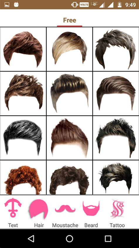 hairstyles editor download photo editor hairstyles free hair