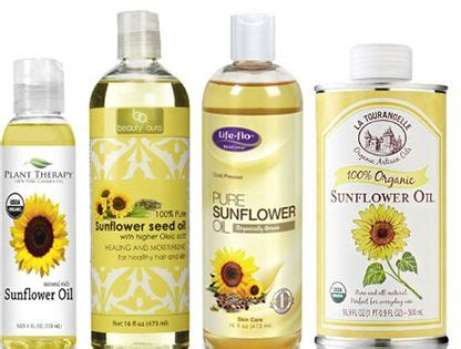 sunflower oil hair products the benefits of sunflower oil for hair naturallycurly com