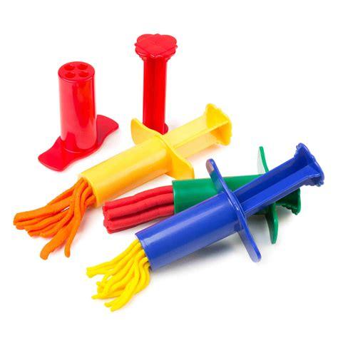 Dough Extrudor dough extruder plunger tool playdough tools