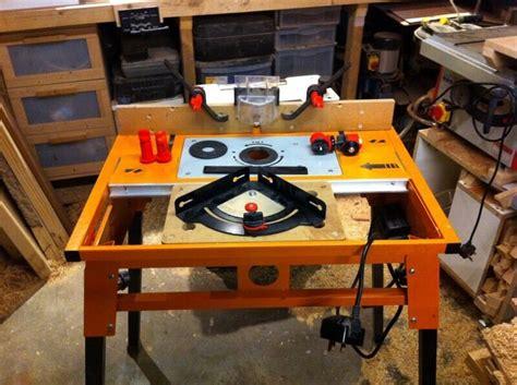 triton router table in penicuik midlothian gumtree