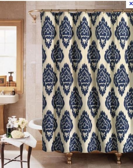 Ideas For Ikat Curtain Design 56 Best Images About Home Bathroom Ideas On