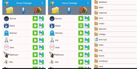 voice apps for android 2020tech top 5 high voice changer apps for android device