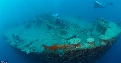 biggest boat ever sunk world 191 s most beautiful shipwreck haunting hull of