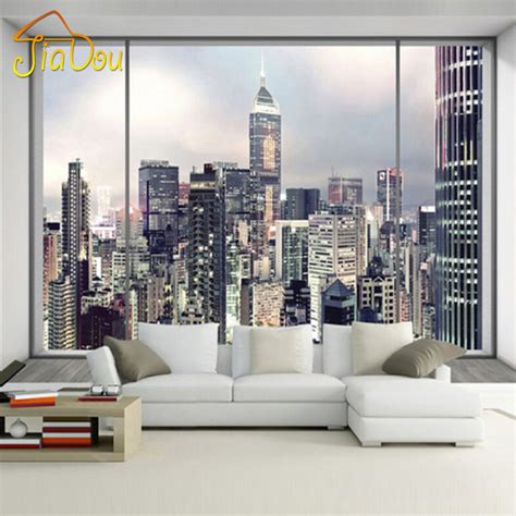 City Wallpaper For Bedroom by Interior Wall Soundproofing Reviews Shopping