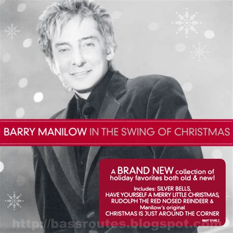 barry manilow in the swing of christmas bass routes a leland sklar discography blog barry manilow