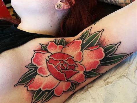 underarm tattoo care all about armpit tattoos tattooaholic com