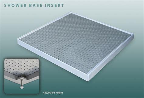 Shower Floor Insert by Australian R Systems Shower Base Insert Independent
