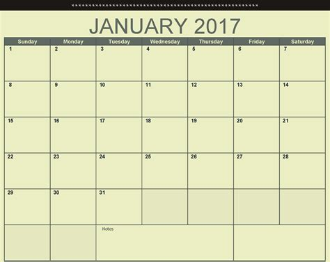 Calendar 2017 Monthly Uk January 2017 Calendar Monthly 2017 Calendar