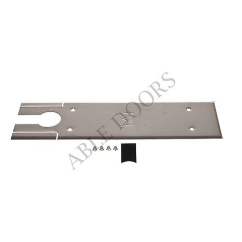 Door Floor Plate by Able Doors Floor Springs Gt Floor Accessories