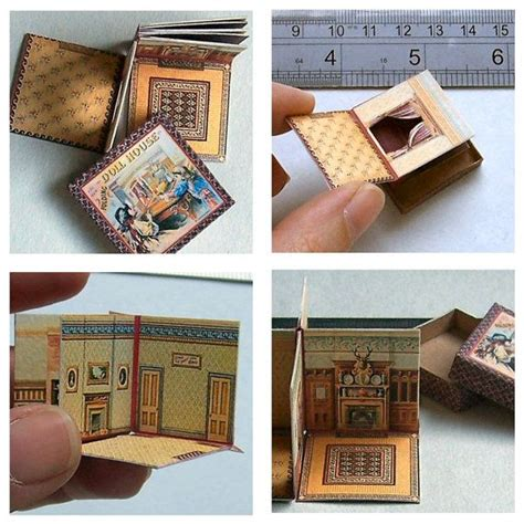 folding doll house miniature mcloughlin folding doll house