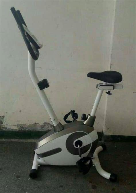 Magnetik Bike Id 738n Sepeda Statis Technologi Fanbelt Alat Fitnes jual sepeda statis magnetic bisa cod id 738n2