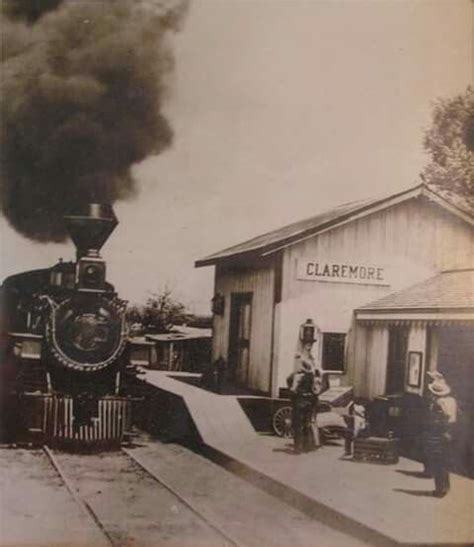 Ok My claremore station claremore my hometown