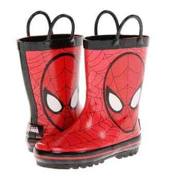 Sepatu Boot Sawah perlengkapan hujan sepatu boot anak karakter